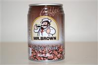 Mr.BROWN lad.káva 240ml classic/24kt